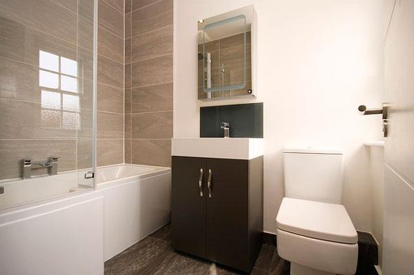 prevenir las humedades en el baño