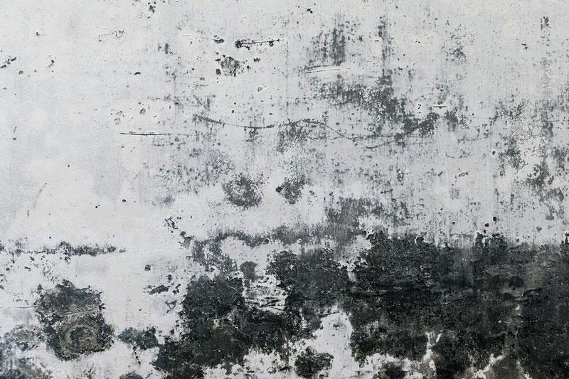 humedades por filtración lateral