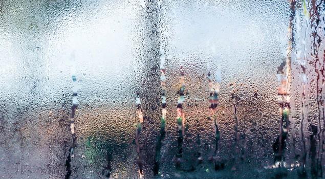 Humedad causada por la condensación