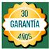 30 años de garantía